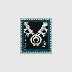 アメリカ 2007年ナバホ族宝石