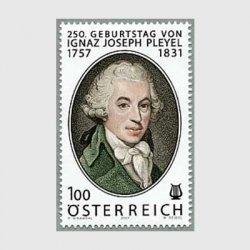 オーストリア 2007年プレイエル誕生250年