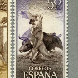 スペイン 1960年闘牛12種