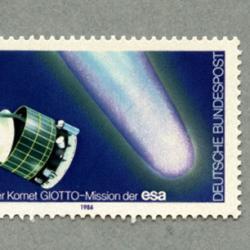 西ドイツ 1986年ハレー彗星
