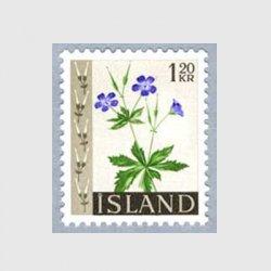 アイスランド 1960年ゼラニウム