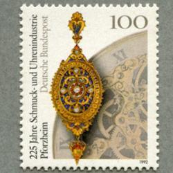 ドイツ 1992年Pforzheim宝飾産業250年
