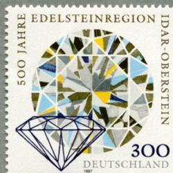 ドイツ 1997年Idar Oberstein宝飾産業500年