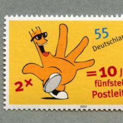 ドイツ 2003年郵便番号