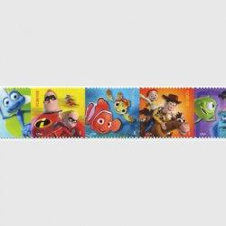アメリカ 2012年ディズニーピクサーアニメ5種連刷