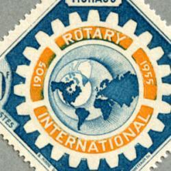 モナコ 1955年国際ロータリー50年