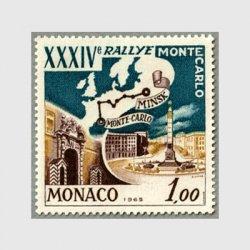 モナコ 1964年第34回ラリー・モンテカルロ
