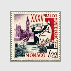 モナコ 1966年第35回ラリー・モンテカルロ