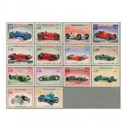 モナコ 1967年モナコグランプリ25周年14種
