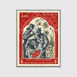 モナコ 1969年赤十字