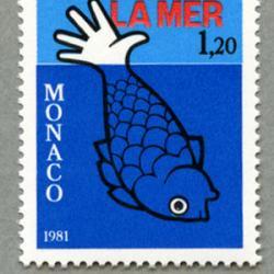モナコ 1981年海洋生物保護