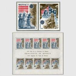 モナコ 1982年ヨーロッパ切手
