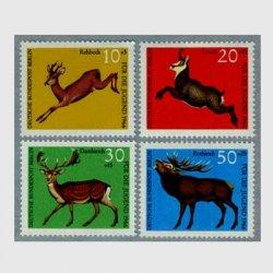 ベルリン 1966年ノロジカなど4種