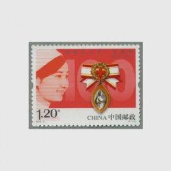 中国 2012年国際看護婦の日100年