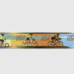 アメリカ 2012年自転車4種連刷