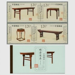 中国 2012年明清時代の家具・テーブル