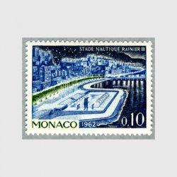 モナコ 1962年水上スタジアムの夜景