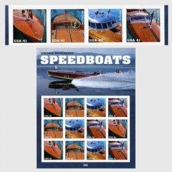アメリカ 2007年マホガニー快速艇