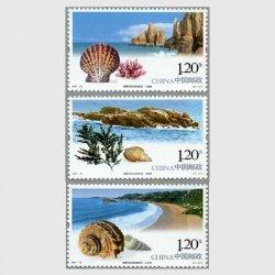 中国 2007年南鹿列島自然保護区