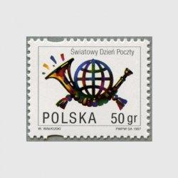 ポーランド 1997年世界郵便の日
