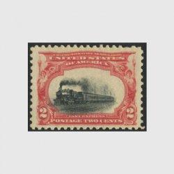 アメリカ 1901年パン・アメリカン博覧会2c