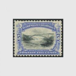 アメリカ 1901年パン・アメリカン博覧会5c