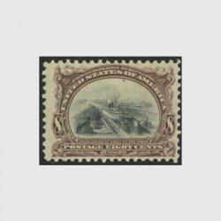 アメリカ 1901年パン・アメリカン博覧会8c