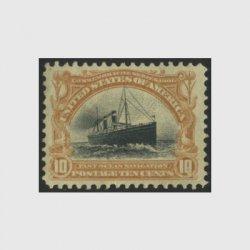 アメリカ 1901年パン・アメリカン博覧会10c