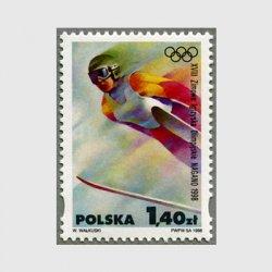 ポーランド 1998年長野冬季五輪
