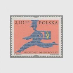 ポーランド 2004年世界郵便の日