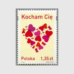 ポーランド 2007年Love