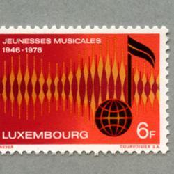ルクセンブルグ 1976年音波