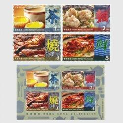 中国香港 2012年美食
