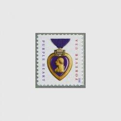 アメリカ 2012年パープルハート勲章