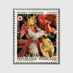 フランス 1985年赤十字切手