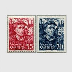 スウェーデン 1969年労働者