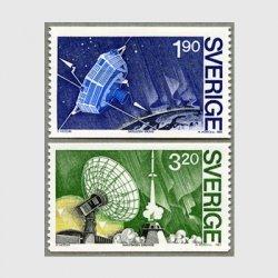 スウェーデン 1984年人工衛星2種