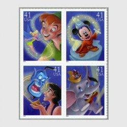 アメリカ 2007年ディズニーマジックセルフ糊田型