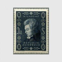 オーストリア 1956年モーツァルト生誕200年