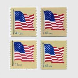 アメリカ 2007年星条旗41セントコイル