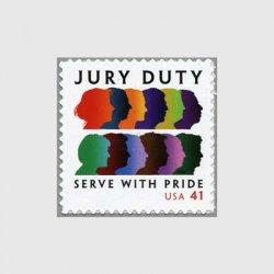 アメリカ 2007年陪審義務