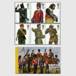イギリス 2007年英国陸軍の軍服