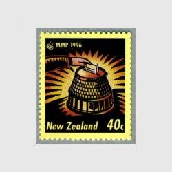 ニュージーランド 1996年選挙