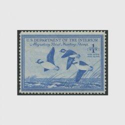 アメリカダックスタンプ1948年