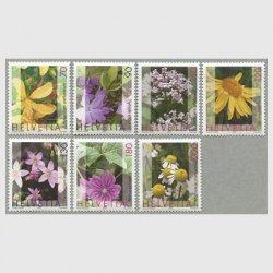 スイス 2003年薬草7種
