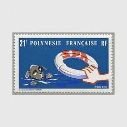 フランス領ポリネシア 1974年動物保護団体