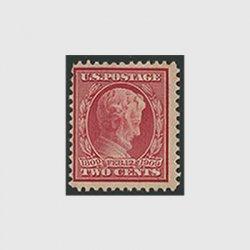 アメリカ 1909年リンカーン生誕100年2c・目打12