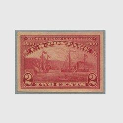 アメリカ 1909年ハドソンフルトン・無目打