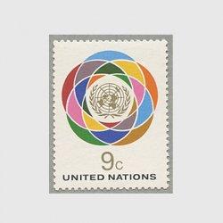国連 1976年国連エンブレム