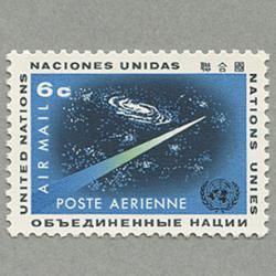 国連 1963年宇宙空間